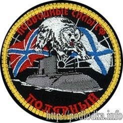Подводные силы России Полярный