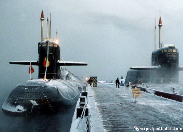 Ракетный Подводный Крейсер Стратегического Назначения проекта 667 А