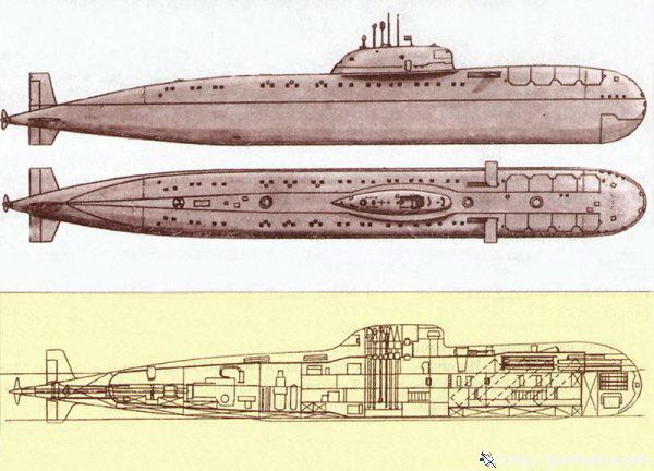 ПЛАРК проекта 670