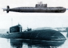 Атомная подводная лодка проекта 685