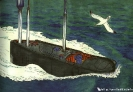 Погружение подводной лодки