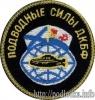 Подводные силы ДК БФ