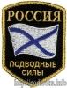 Подводные силы Россия