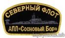 АПЛ Сосновый бор Северный флот