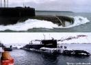 РПК СН проекта 667 Б. Выход в море. В базе.