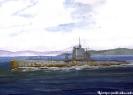 Картина подводной лодки типа