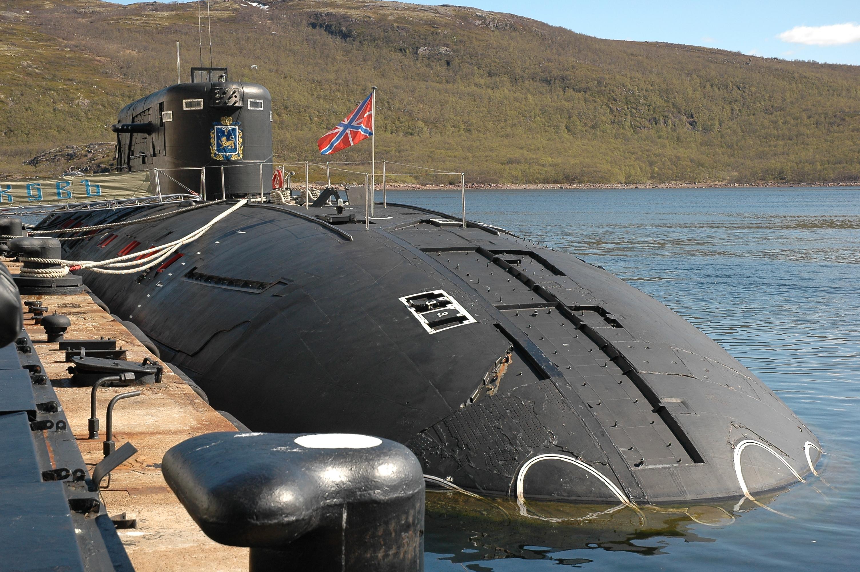 подводная лодка австралия ядерная война
