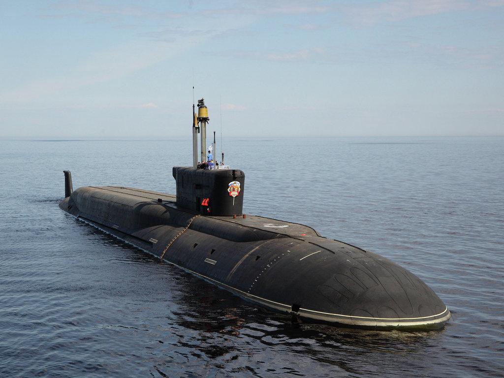 фото подводной лодки вов