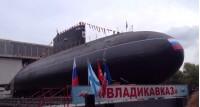 Большая дизель-электрическая подводная лодка проекта 877 (ДЭП) Северного флота Б-459 Владикавказ