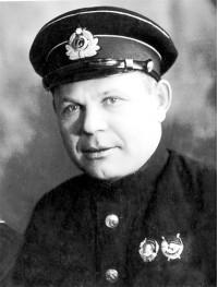 Герой Советского Союза Бурмистров Иван Алексеевич