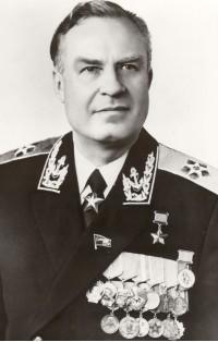 Герой Советского Союза Чернавин Владимир Николаевич