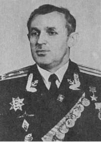 Герой Советского Союза Тимофеев Рюрик Александрович
