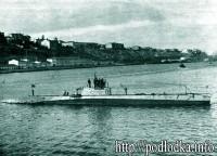 Подводная лодка Американский Голланд
