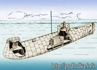 Подводная лодка И. Александровского