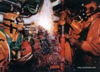 Борьба за спасение подводной лодки