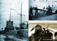 Подводные лодки Щуки в Великой Отечественной Войне
